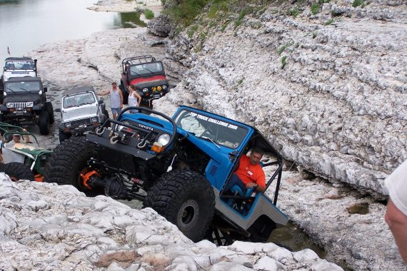 About Custom Off Road Equipment