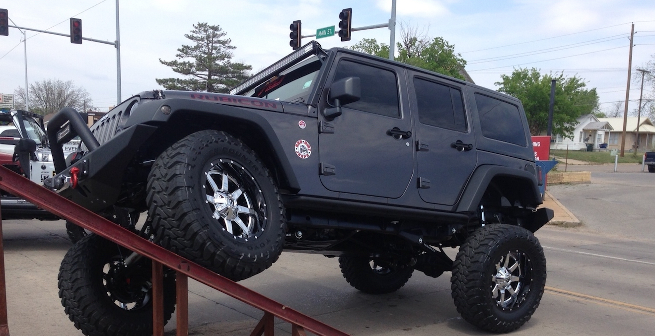 Adam Meinke Custom Off Road Equipment