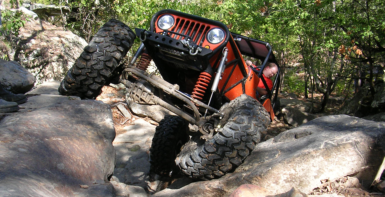 Clayton II Custom Off Road Equipment